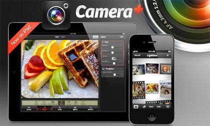 camera plus-iphone-iPad