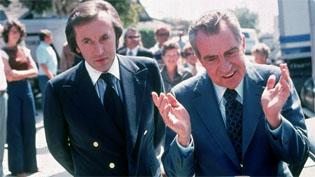David Frost e Richard Nixon