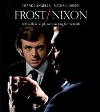 """La locandina del film  """"Frost/Nixon - Il duello"""""""