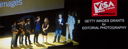 Getty Grant for Editorial Photography 2013