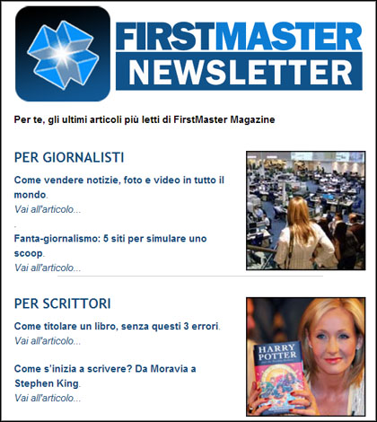newsletter-firstmaster