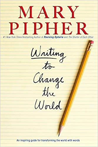 Scrivere per cambiare il mondo